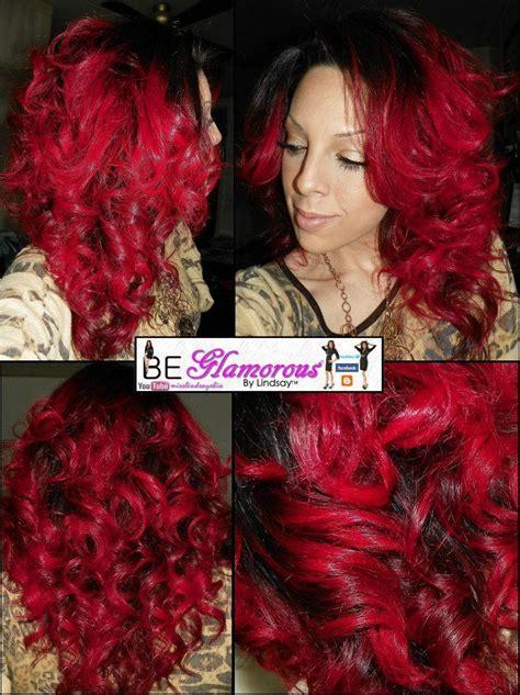 Splat Hair Dye Lucious Rasberrys Without Using Bleach Kit   splat luscious raspberries red hair pinterest
