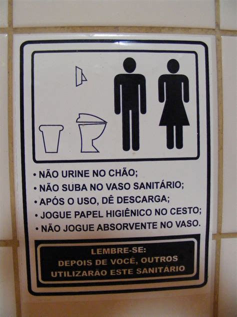rules for the bathroom weird bathroom rules that backpacker
