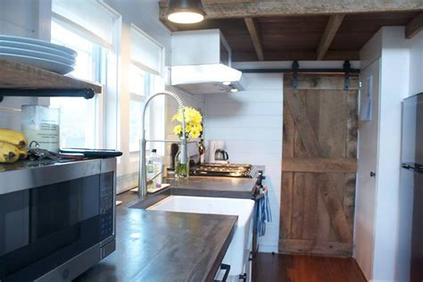 Modern Farmhouse by Liberation Tiny Homes   Tiny Living