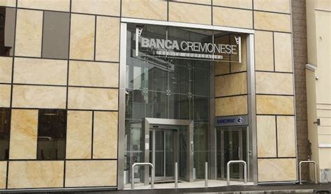 banca credito cremonese banca d italia approva la nascita credito padano