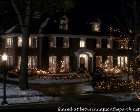 the christmas movie house tacky light tour