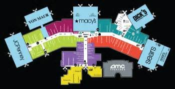 mall map of castleton square a simon mall indianapolis in