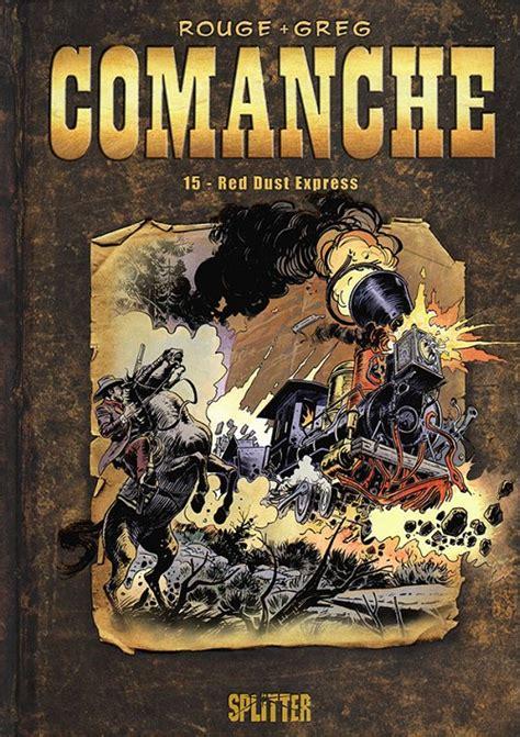 Comanche En Allemand 15 Red Dust Express
