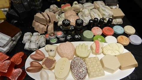 Lush Handmade Soap - kuweight 64 lush handmade soaps and lush products