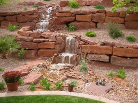 Sloped Backyard Landscaping Ideas Backyard Slope Landscape Designs 2017 2018 Best Cars Reviews