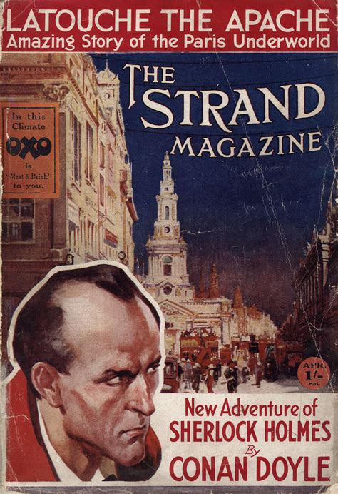 Magazine Show Vol 2 April 10 Featuring by File The Strand Magazine Cover Vol 73 April 1927 Jpg