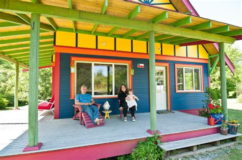 stylishbeachhome house exteriors bright and bold colors