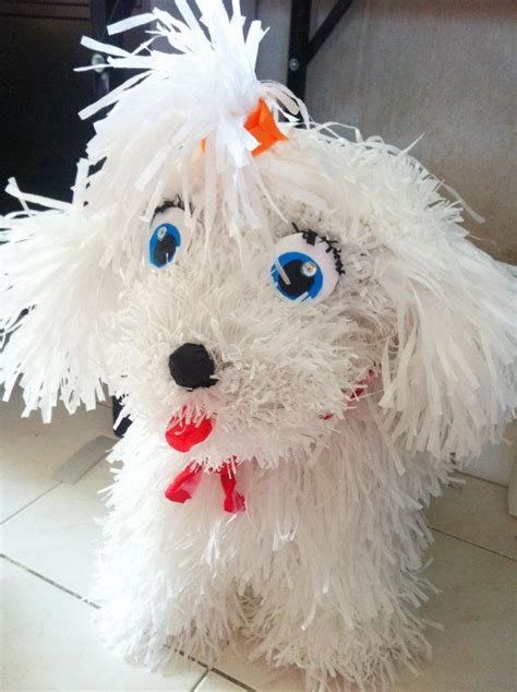 puppy pinata 1000 images about pinatas on my pony paper mache paste and