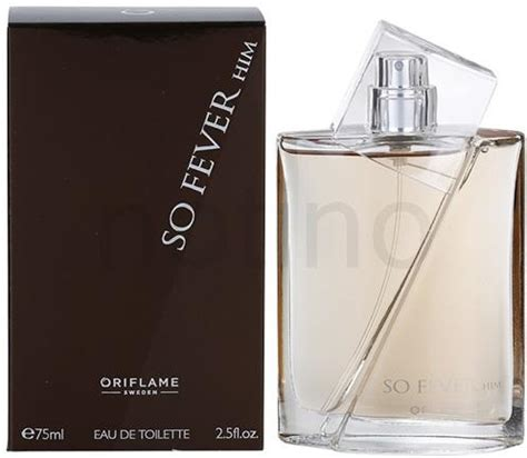 Parfum Oriflame So Fever oriflame so fever him edt 75ml parf 252 m v 225 s 225 rl 225 s olcs 243