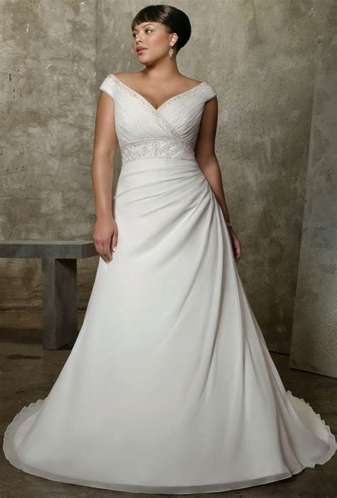 Wedding Dresses Size 14 by Plus Size Wedding Dresses For And Style