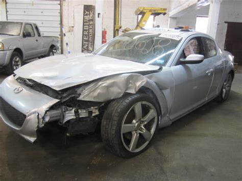 is mazda foreign parting out 2004 mazda rx8 stock 140028 tom s