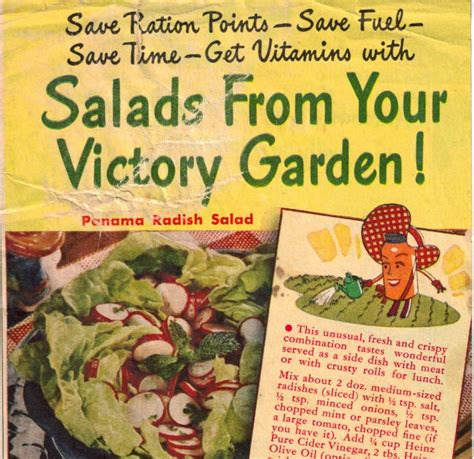 Victory Garden West by Two And A Farm Vintage Poster Sunday