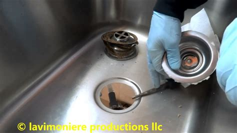 Leaking Kitchen Sink Drain Kitchen Sink Drain Leaking At Basket Strainer