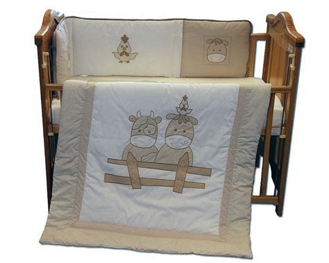 Baby Cot Quilt And Bumper Sets by Cot Quilt And Bumper Set Cows