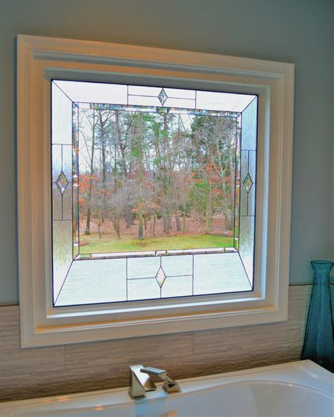 decorative windows for bathrooms decorative glass solutions custom stained glass custom