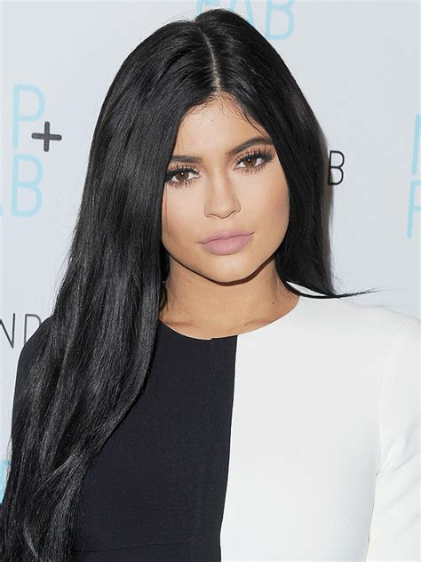 Hair Style Kit Name by Jenner Reveals The Secrets Lip Kit Shade