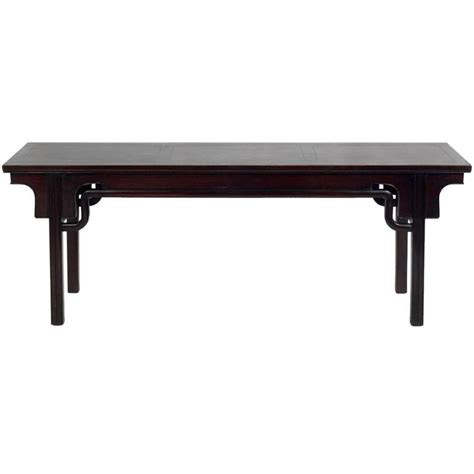 Asian Console Table Asian Inspired Console Table By Michael For Baker At 1stdibs