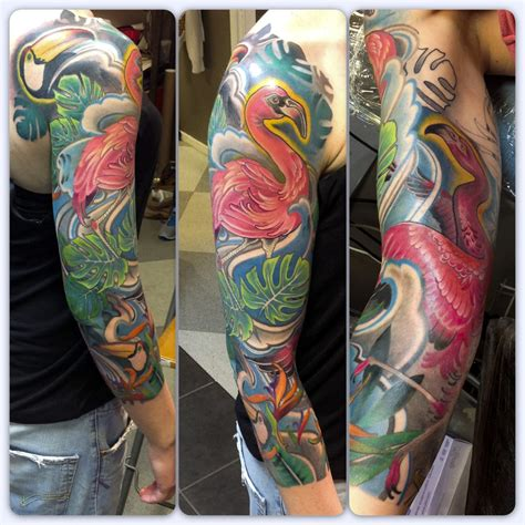 tattoo tattoo flamingo images designs