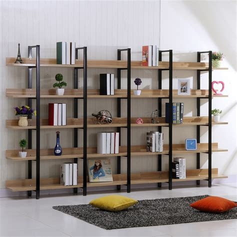 creative shelves landmark american creative wood wrought iron shelf