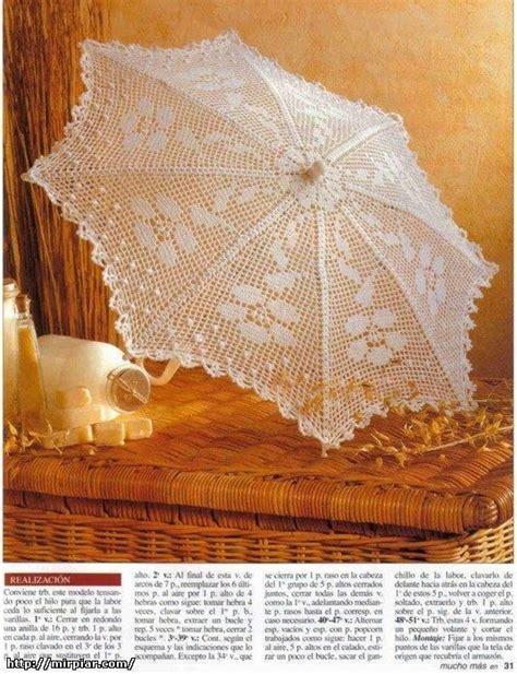 pattern crochet umbrella 1000 images about umbrella s on pinterest crochet lace