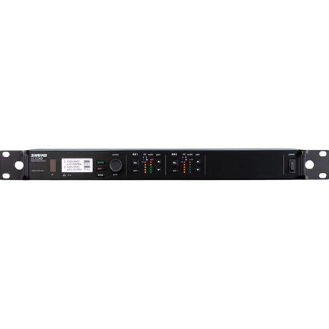 Mic Wireless Shure Ulx 4 B shure ulxd4d dual channel wireless receiver x52 ulxd4d