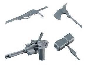 Bandai Hg Hgbc Mock Army Set gundam hg build custom hgbc 019 mock army set 1 144 model kit toyarena