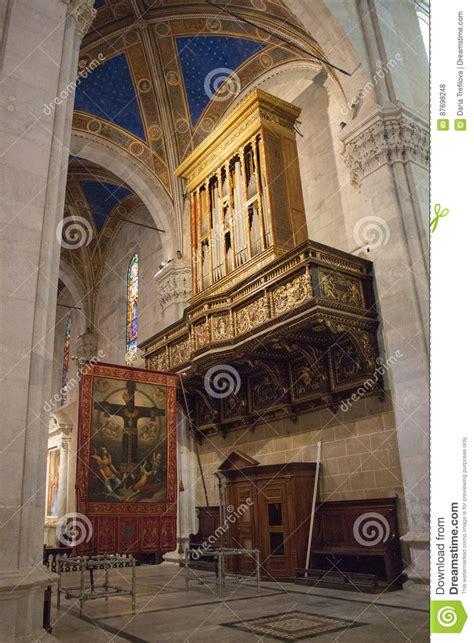 duomo di lucca interno interno organo della cattedrale di lucca cattedrale di