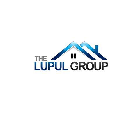 design logo real estate logo design contests 187 logo design for the lupul group