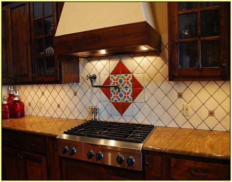 mexican tiles for kitchen backsplash mexican tile backsplash designs home design ideas