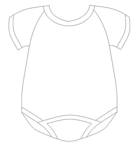 free baby onesie card template onesie template beepmunk
