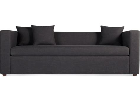 dot and bo sleeper sofa blu dot sleeper sofa the one night stand sleeper sofa