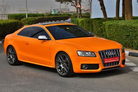 for s5 audi s5 2011 orange inside black for sale kargal uae