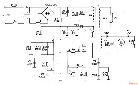 circuit diagram ozone generator image collections wiring