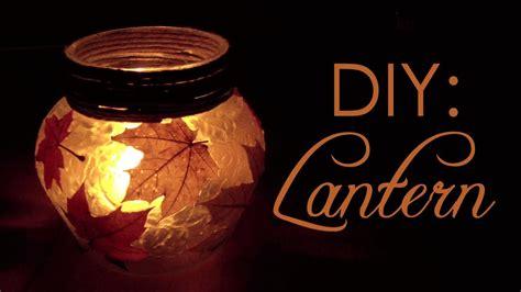 Diwali Light Decoration Home Diy Autumn Lantern Youtube