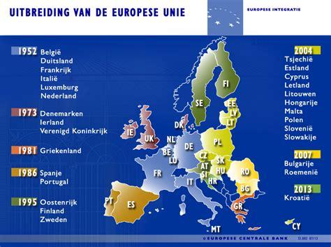 sedi istituzioni europee europa avo vakken lesmateriaal wikiwijs