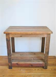 rustic kitchen island table custom kitchen tables custommade com