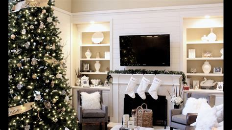 christmas home   decor youtube