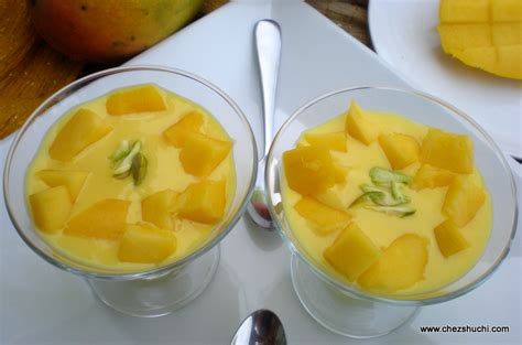 Mango Brulee Or Served Semi Warm by Mango Custard म ग कस टर ड