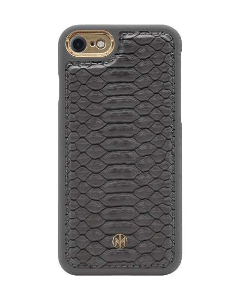 n 176 300 trend ash grey reptile gold iphone 6 6s 7 8 marvelle cases