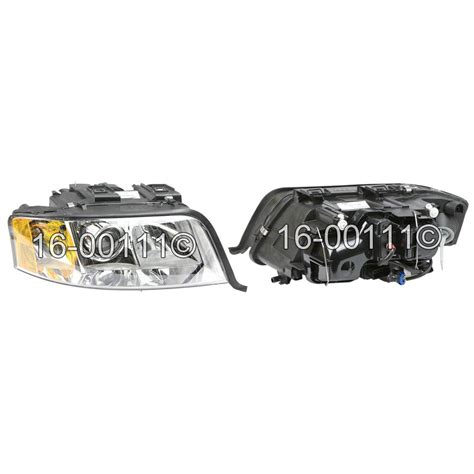 2003 audi a6 headlights 2003 audi a6 headlight assembly from car parts warehouse