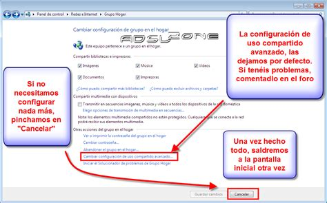 Crear Una Configuravion De Mba by Aprende A Configurar Una Local En Windows 7