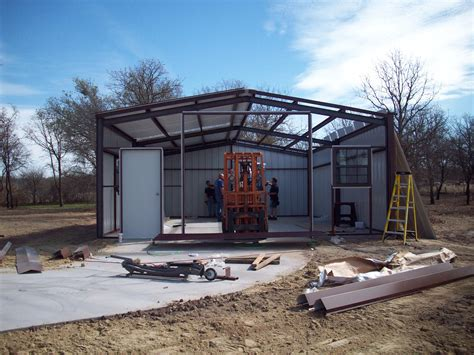 what is an a frame house t r metal buildings construction process of a 24 x 36