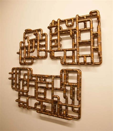 copper pipe art 1000 images about copper pipe art on pinterest