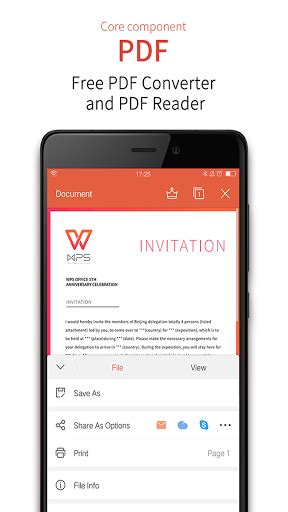 wps office apk wps office word docs pdf note slide sheet apk for android