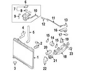 Kia Sedona Parts List Parts 174 Kia Sedona Belts Pulleys Oem Parts