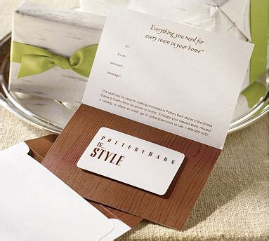 Where Can I Buy Pottery Barn Gift Cards - 78 best gift cards images on pinterest