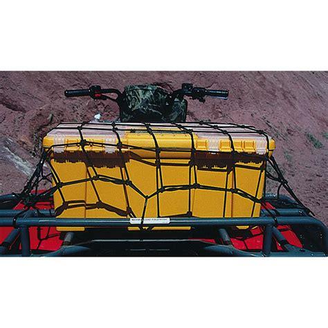 Atv Cargo Rack by Atv Cargo Net 60201 Racks Bags At Sportsman S Guide