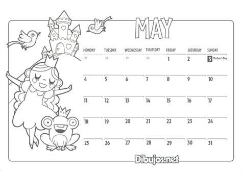 2015 calendar coloring page aprende los meses del a 241 o en ingl 233 s con el 2015 calendar