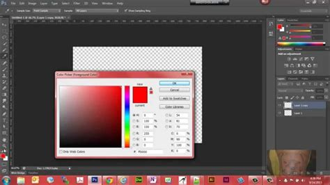 how to insert pattern in photoshop cs6 how to change the color of a layer in photoshop cs6 youtube