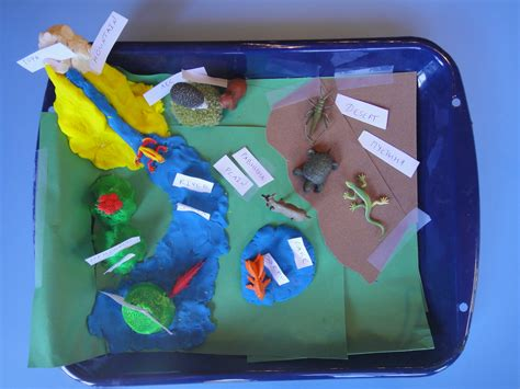 geography crafts for preschool geography landforms